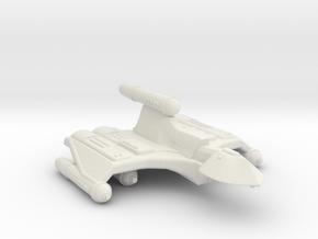 3125 Scale Romulan OmniHawk+ Light Dreadnought MGL in White Natural Versatile Plastic