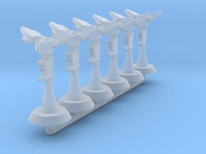Raidin Heavy Strike AeroFighter/Drone-Fleetscale in Smooth Fine Detail Plastic