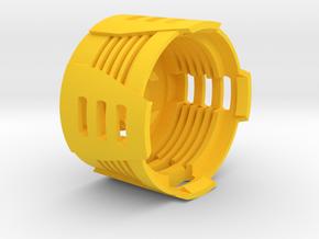 Destiny-P2 in Yellow Processed Versatile Plastic