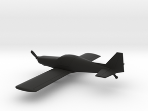 MB Avio C-26 in Black Natural Versatile Plastic: 1:87 - HO