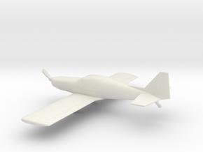 MB Avio C-26 in White Natural Versatile Plastic: 1:100