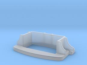 Brake Coupler Pocket in Smooth Fine Detail Plastic