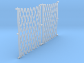 o-32-lswr-folding-gate-set in Smooth Fine Detail Plastic