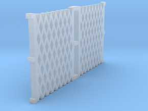 o-148-lswr-folding-gate-new-set in Smooth Fine Detail Plastic