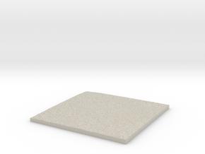Model of Vilela in Natural Sandstone