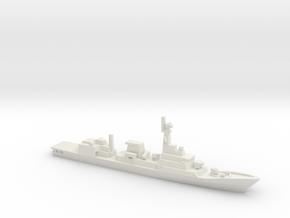 Zulfiquar-class frigate, 1/1800 in White Natural Versatile Plastic
