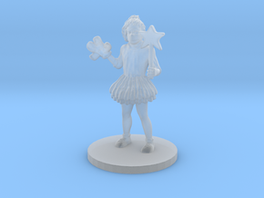 Princess Punch (medium human) in Smooth Fine Detail Plastic