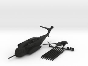 047C Sikorsky CH-53K 1/144 in Black Premium Versatile Plastic