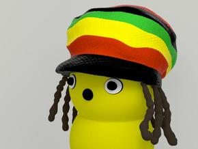 "MyKeepon ""Marley"" in Full Color Sandstone"