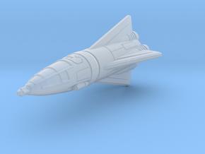 IPF Peregrine Fighter Rocket in Smoothest Fine Detail Plastic