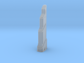 Mercury City Tower (1:2000) in Smooth Fine Detail Plastic