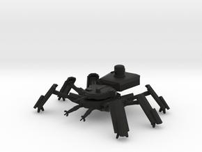 AM-222A Autonomous Combat Walker in Black Strong & Flexible: 6mm