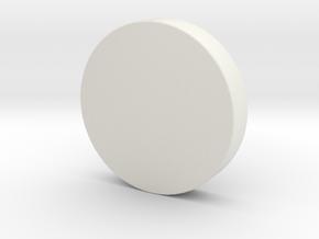 ring holder in White Natural Versatile Plastic