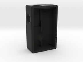 Mini Squonker Body (v2) in Black Natural Versatile Plastic