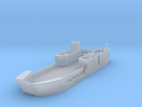 Landing Craft Tank LCT MK 6 1/200 in Smooth Fine Detail Plastic
