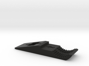 DDR Christmas Tree Light Clip sparepart in Black Natural Versatile Plastic