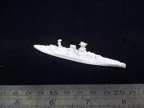 1/1800 HMS Barham(1941) in White Natural Versatile Plastic