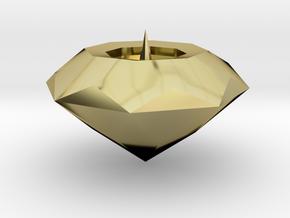 Gem Top in 18k Gold