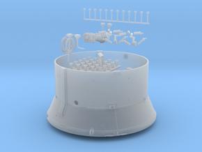 Soyuz FUD1-1.24 in Smooth Fine Detail Plastic