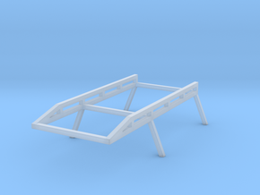 1/64 Ladder Rack 3 in Smooth Fine Detail Plastic