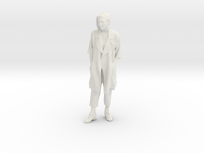 Printle F Nancy Allen - 1/24 - wob in White Natural Versatile Plastic