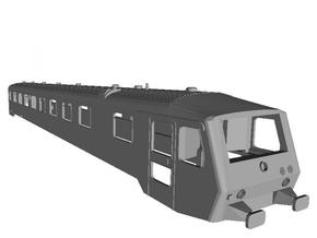 BR 628 in Smooth Fine Detail Plastic