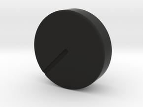 ASG CZ EVO III Selector Blank - RHS in Black Natural Versatile Plastic