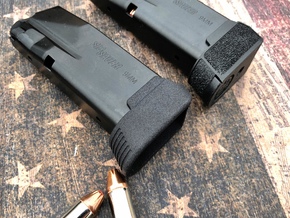 Full Grip Base Pad for SIG P365 in Black PA12