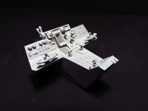 YT1300 DEAGO CABIN COCKPIT CONSOLE in Smooth Fine Detail Plastic