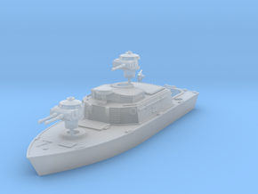 Vietnam Boat ASPB esc: 1:200 in Smooth Fine Detail Plastic