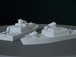 Vietnam Boat ASPB esc: 1:144 in Smooth Fine Detail Plastic