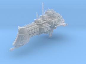 Lunar Cruiser in Smooth Fine Detail Plastic