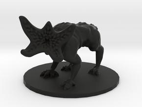 Demodog (Medium Monstrosity) in Black Premium Versatile Plastic