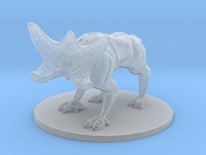 Demodog (Medium Monstrosity) (1x1 inch base) in Smooth Fine Detail Plastic
