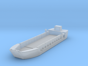 Landing Craft Tank LCT MK 5 1/1200 in Smooth Fine Detail Plastic