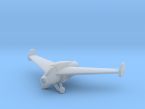 (1:285) Kayaba Ku-4 Katsuodori in Smooth Fine Detail Plastic