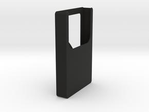 Slim Card Wallet Clip for your Credit/Debit card  in Black Natural Versatile Plastic