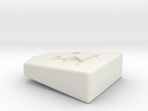 Koma00-HG-gyoku in White Strong & Flexible