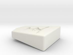 Koma00-HG-ou in White Strong & Flexible