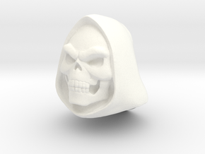Bonehead GIANTS in White Processed Versatile Plastic