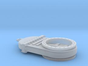 Absperrschieber 2000mm - TT 1:120 in Smooth Fine Detail Plastic
