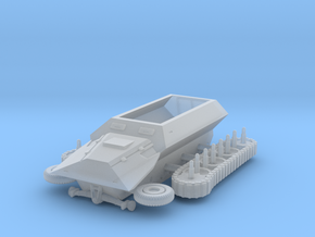 1/100 (15mm) HKp-605 APC in Smooth Fine Detail Plastic