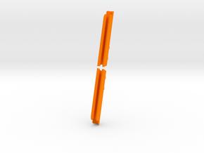 """J92-Internal 7 3/8""""  MastGate in Orange Processed Versatile Plastic"""