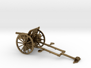 1/48 IJA Type 41 75mm Mountain Gun in Natural Bronze