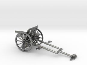 1/48 IJA Type 41 75mm Mountain Gun in Natural Silver