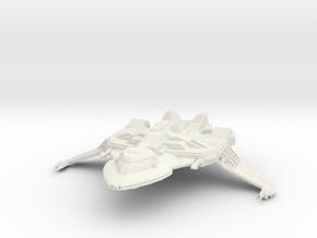 2500 Condor class Maquis raider in White Natural Versatile Plastic