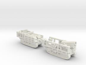 st chamond Mortier 280mm TR  Schneider 1/285 in White Natural Versatile Plastic
