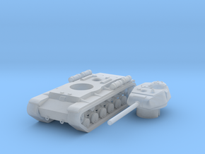 1/285 KV-85 in Smooth Fine Detail Plastic: Small