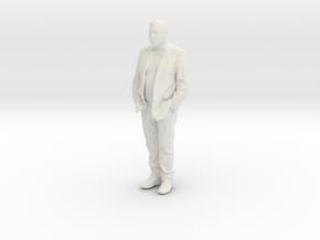 Printle F Leonid Brejnev - 1/24 - wob in White Natural Versatile Plastic