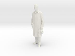 Printle F Konstantin Tchernenko - 1/32 - wob in White Natural Versatile Plastic